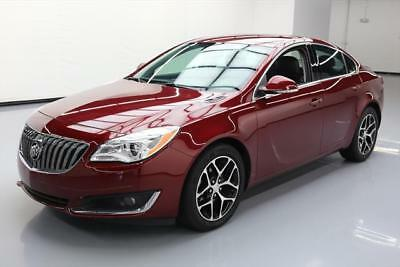 2017 Buick Regal  2017 BUICK REGAL SPORT TOURING LEATHER REAR CAM 25K MI #117738 Texas Direct Auto