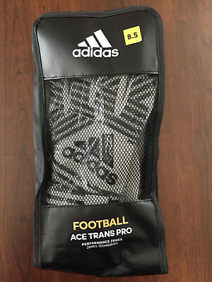 adidas ACE TRANS PRO Goalkeeper Gloves Clear Onix Size 8.5