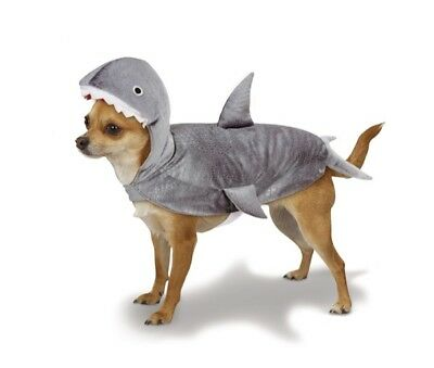 Casual Canine Shark Dog Puppy Pet Costume Party Halloween Misc Sizes