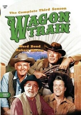 Wagon Train: The Complete Third Season [New DVD] Manufactured On Demand, Full