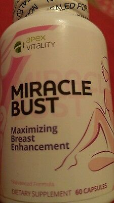 Miracle Bust Breast Enhancement Pills Bust Enlarger Larger