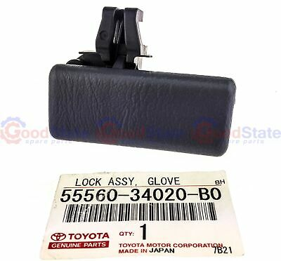 GENUINE TOYOTA Bottom Lock Glove Box Latch  suitable for Hilux 1997-05