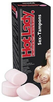 Joy Division HOT LADY SEX TAMPONS drugstore tampons 3100003895