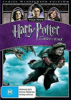 HARRY POTTER And The Goblet Of Fire New Dvd DANIEL RADCLIFFE ***