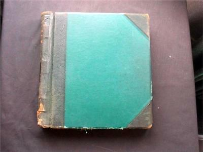 12465aj BRITISH COMMONWEALTH KGVI MINT AND USED STAMP COLLECTION - USEFUL ???