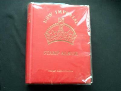 12466aj BC (M-Z) MINT & USED COLLECTION IN VG CONDITION NEW IMPERIAL ALBUM VOL 2