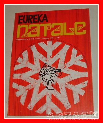 EUREKA NATALE 1969 Supplemento al N 26 EDITORIALE CORNO Andy Capp