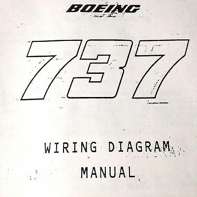 Boeing 737 500 wiring diagram manuals a 5 vol set 33857 picclick boeing 737 25a airframe wiring diagram manual swarovskicordoba Image collections
