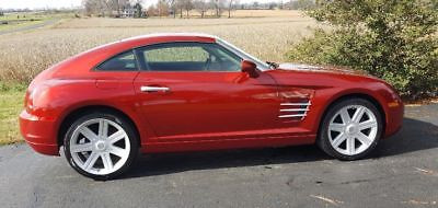 2006 Chrysler Crossfire  2006 Chrysler Crossfire 43k EXCELLENT LADY DRIVEN