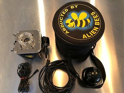 Paul C Buff Alien Bees AB 800 Monolight Black AlienBees AB800 Bee AlienBee Flash