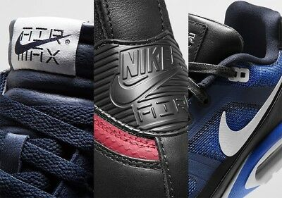 Nike Air Max HTM Pack 3 Paires Us 9  -90 Superfly T - Ld Zéro H - Ultra  M