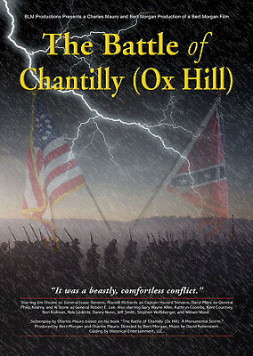 The Battle of Chantilly (Ox Hill)