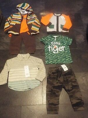 baby boys clothes bundle BNWT 9-12 / 12-18 months