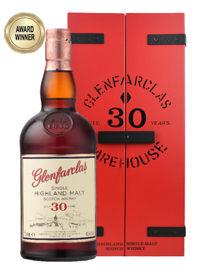 Glenfarclas 30YO Highland Single Malt Scotch Whisky 700ml(Boxed)