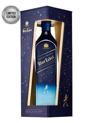 Johnnie Walker Blue Label Limited Winter Edition Scotch Whisky 700ml (Boxed)