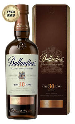 Ballantine's 30YO Scotch Whisky 700ml(Boxed)