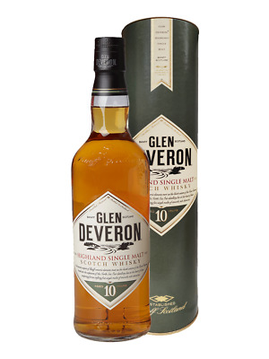 Glen Deveron 10YO Highland Single Malt Scotch Whisky 700ml(Boxed)