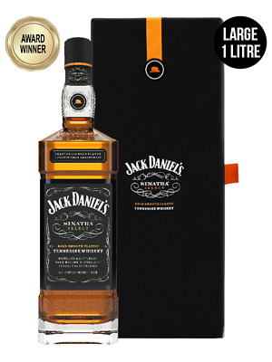 Jack Daniel's Sinatra Select Tennessee Whiskey 1 Litre (Boxed)