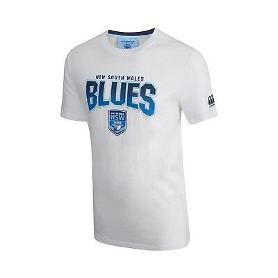 New South Wales NSW Blues CCC 2018 State of Origin The Blues T Shirt Size S-4XL!
