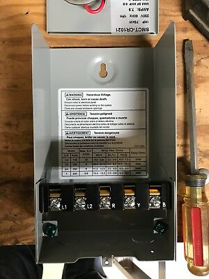 PENTAIR Submersible Control Box, part no: SMCT-CR1021, 1HP 230V 60Hz 1PH