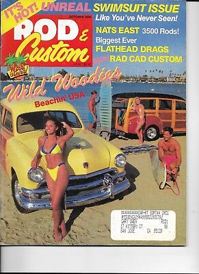 Rod & Custom magazine - 5 assorted issues