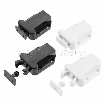Beetles Shape Cabinets Door Drawer Push To Open Release Catch Touch Latch 2Pcs