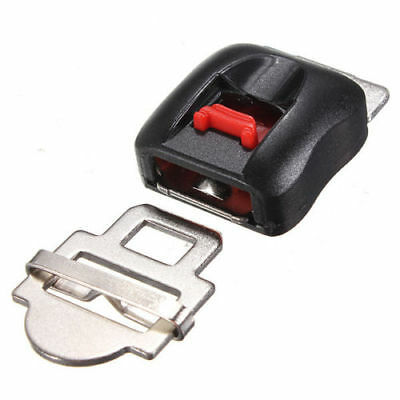 1pc Motorcycle Helmet Clip Chin Strap Quick Release Disconnect Buckle Universal