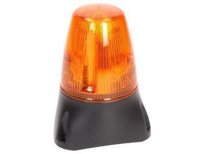 LEDA100-05-01 Signaller lighting-sound 40÷380VDC Colour orange IP65