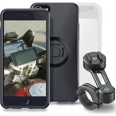 SP Connect 53900 Moto Bundle iPhone 7 6S 6 Smartphone Case Cover Mount Motorbike