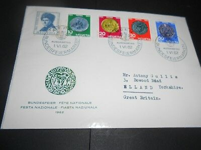 Publicity Set On  Very Nice 1955 Fdc