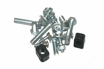 New Complete Chasis Nut Bolt Repair Kit Vespa Bajaj Chetak VBB VBA Scooters