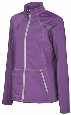 Klim Womens Dark Purple Sundance Snowmobile Mid-Layer Jacket Snow Snocross 2018