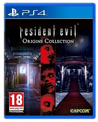 Videogioco Resident Evil Origins Collection Ps4 Gioco Play Station 4 Italiano