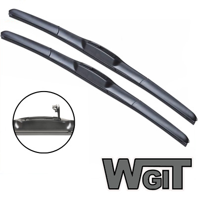 Citroen Dispatch (incl G9C) Wiper Blades Hybrid Aero Suit VAN 2008-2016 FRONT PA