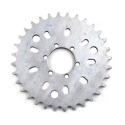 Wheel Sprocket 32 Tooth Motorized Gas Cycle Bicycle Bike 50 60 80cc 415 Chain