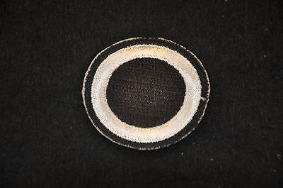 WW2 US Army shoulder sleeve insignia patch SSI 1st Corps cut edge