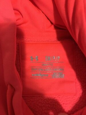 girls under armour hoodie small