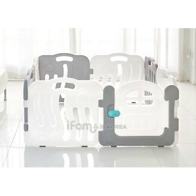 Baby Playpen 2pcs/ Safety Guard/ Baby Fence/ Baby Room Panel / Made in Korea