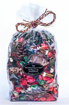 The Milford Collection Cinnamon & Clove fragrance pot pourri winter spice Aroma