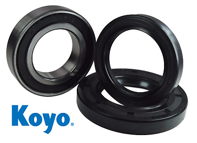 Honda ATC185 ATV Front Wheel Bearing Kit 1980-1983 KOYO Made In Japan
