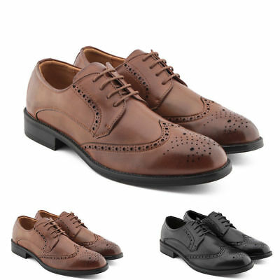 Mocassini uomo Gianni Shoes scarpe stringate derby francesine classiche Y26