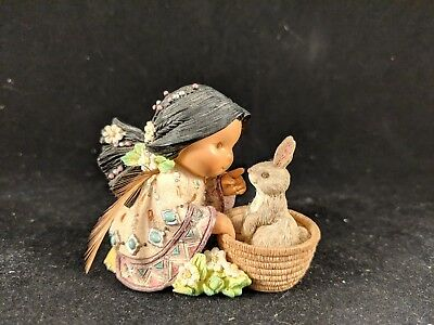 "Friends of the Feather Figure ""Little Friend of Every Bunny"" Enesco # 303305"