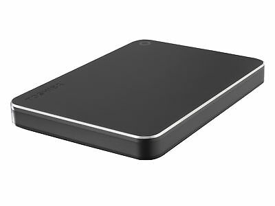 NEW! Toshiba Canvio Premium Mac 2TB USB 3.0 USB 3.1 Type-C Inc Dark Grey