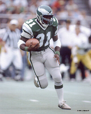 41f144edcd5 PHILADELPHIA EAGLES RUNNINGBACK WILBERT MONTGOMERY 8x10 Photo NFL ...