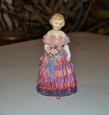 "Royal Doulton 5 1/2"" The Little Bridesmaid 1433"