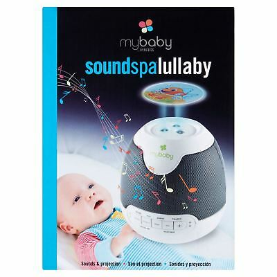 New HoMedics Mybaby SoundSpa Lullaby Sounds & Removable Image Ceiling Projection