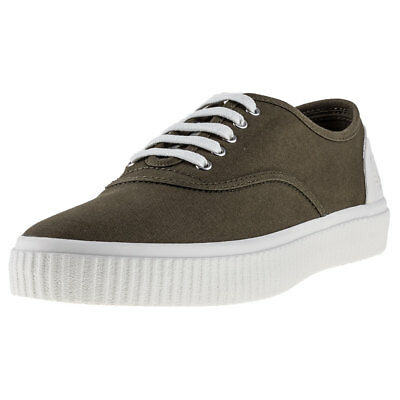 Fred Perry Barson Mens Trainers Olive New Shoes