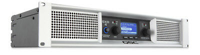 QSC GXD4 2-channel 400W-800W Power Amplifier with DSP Class D Amp GXD 4