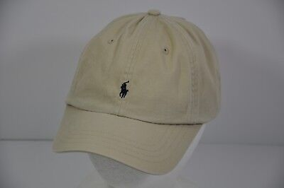 NWT Boy's Polo Ralph Lauren, Classic Pony Twill Baseball Cap. Toddler Size(4~7)