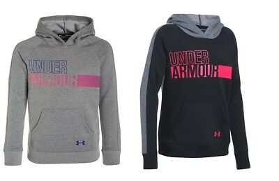 Under Armour Favorite Mädchen Fleece Kapuzenpullover (1301660) - NEUWARE!
